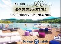 START PRODUCTION MAY 2016